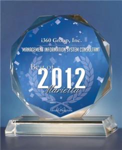 Best Of Marietta 2012